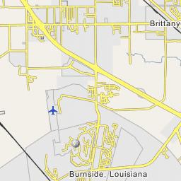 Darrow Louisiana Map.Darrow Louisiana
