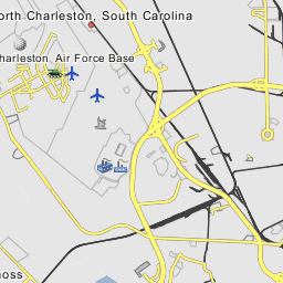 Charleston Air Force Base - North Charleston, South Carolina on
