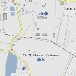 CPCL Manali Refinery - Chennai | factory, production, oil