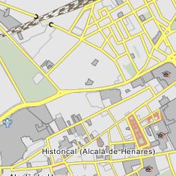Barrio Venecia Alcala De Henares Mapa.Barrio Venecia Alcala De Henares