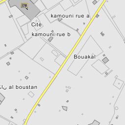 kamouni rue b - Batna