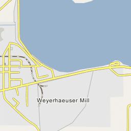 Weyerhaeuser Mill Sweet Home Oregon