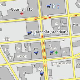 LP Mall Of Berlin Berlin Store Shop Shopping Mall - Mall of berlin map
