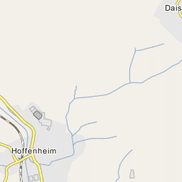 Map Of Germany Hoffenheim.Hoffenheim