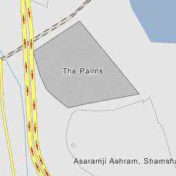 shamsha airport route map Rgia Entrance Exit Road Flyover Hyderabad shamsha airport route map