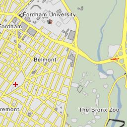 Map Of New York Botanical Garden.New York Botanical Garden New York City New York