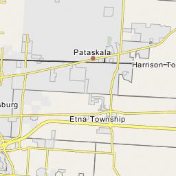 Columbus Ohio Map Map Of Columbus Ohio City