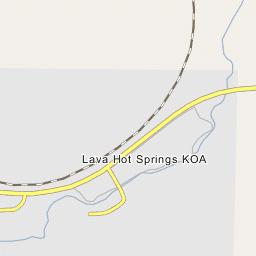 Lava Hot Springs Koa Lava Hot Springs Idaho
