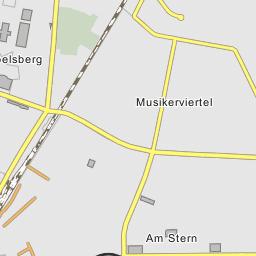 Potsdam Karte Stadtteile.Musikerviertel Potsdam Stadtteil Stadtviertel